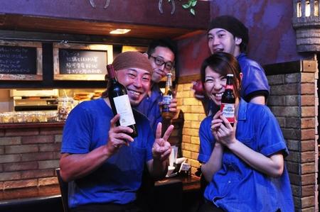 肉バル BRO-CKENのバイトメイン写真