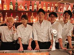 【カフェ&バール バールシー】の先輩店員からの声