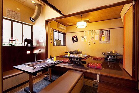 お好み焼 田焼 大森店のバイト写真2