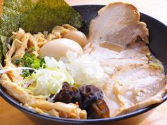 麺屋 昇神 栄店