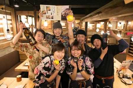 宮崎県日向市 塚田農場 天満店のバイトメイン写真