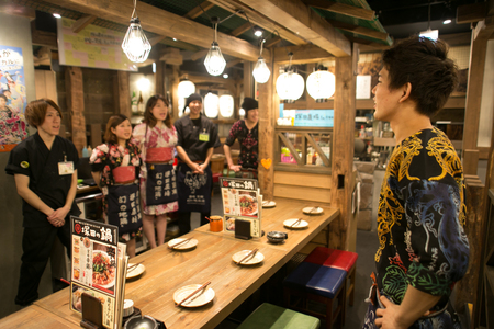 宮崎県日南市 塚田農場 品川高輪口店のバイト写真2