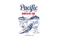 【Pacific DRIVE-IN(パシフィックドライブイン) 七里ヶ浜】のロゴ