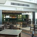 Miraikan cafeのバイト
