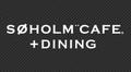 【SOHOLM CAFE + DINING】のロゴ
