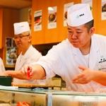 梅丘 寿司の美登利 渋谷店のバイト