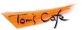 【ナチュラルフード TOM's Cafe】のロゴ