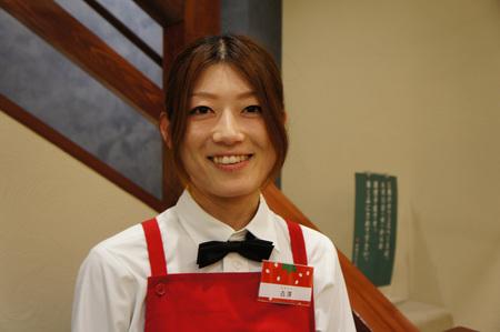 あまおう苺加工販売所・カフェ「伊都きんぐ(天神店)」のバイト写真2