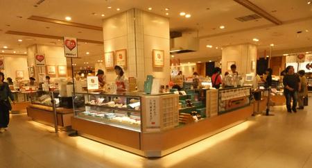 あまおう苺加工販売所「伊都きんぐ 博多阪急店」のバイト写真2