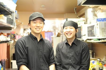 @ほぉ~むカフェのバイト写真2