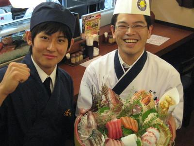 庄や 掛川店のバイトメイン写真