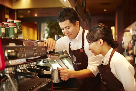 タリーズコーヒー 日本赤十字社和歌山医療センター店のバイトメイン写真