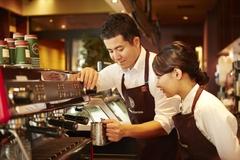 タリーズコーヒー 上郷SA上り店