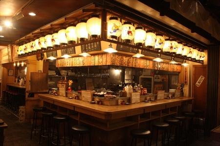 新宿三丁目ホルモン横丁 日本再生酒場 その弐のバイト写真2