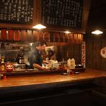 新宿三丁目 日本再生酒場のバイト