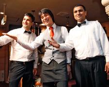 インドレストラン モティ 六本木店
