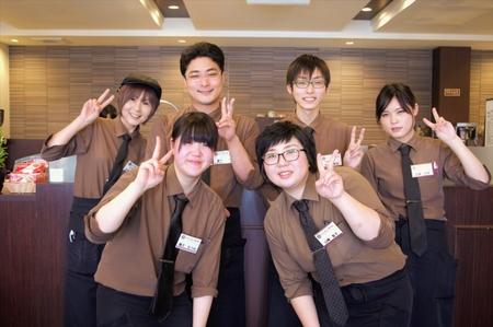 ビリオン珈琲 金沢久安店のバイトメイン写真