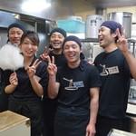 麺や食堂 246号店のバイト