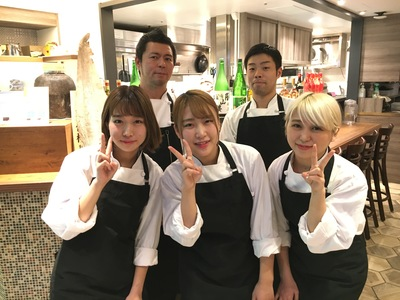 蔭山樓 ららぽーと富士見店のバイトメイン写真