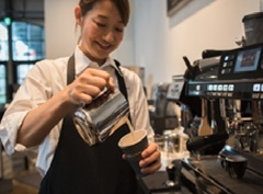 DEAN & DELUCA CAFÉ 上野店