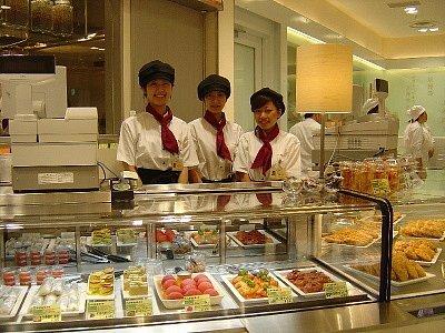 岩田食品株式会社 V PARETTE品川店のバイトメイン写真