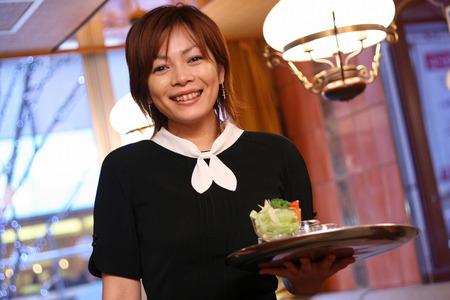 純喫茶 珈琲西武のバイトメイン写真