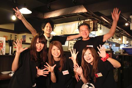 備長扇屋 秋田茨島店のバイト写真2