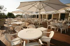 「ロイヤルオークホテル スパ&ガーデンズ」バーベキューレストラン