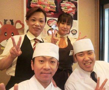 寿しまどか清武店のバイトメイン写真