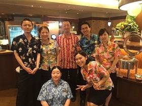 東京ベイ有明ワシントンホテル1F「ジョージタウン」のバイトメイン写真
