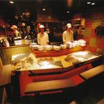 男前料理 日本ばし 無花果(ichijiku)