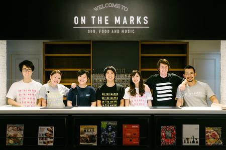 ON THE MARKS(オン・ザ・マークス)のバイトメイン写真