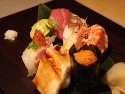 ながり鮨のバイト写真2