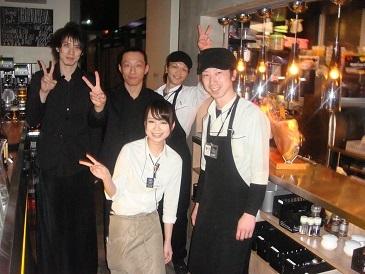 バイロカフェのバイトメイン写真