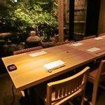 鉄板焼 円居ーMADOyー日比谷のバイト