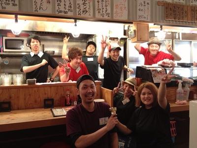 串カツ田中 蒲田店のバイト写真2