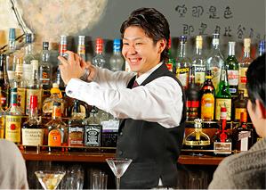 LOBBY LOUNGE 東京 HIBIYA BARのバイト写真2
