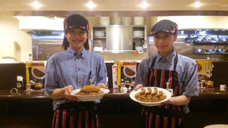 カレーハウスCoCo壱番屋西多賀ベガロポリス店のバイト写真2