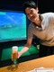 【ゴルフバー&ダイニング 新橋ゴルフスタジオ】のバイトメイン写真