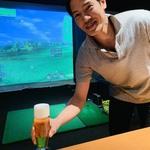 ゴルフバー&ダイニング 新橋ゴルフスタジオ