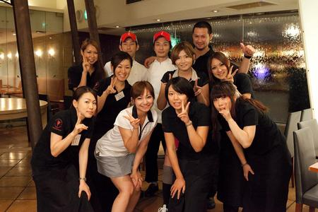 イタリアンダイニング:カスピタ!東京のバイトメイン写真