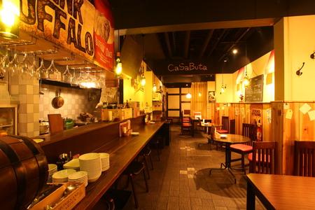 熟成豚とワインの蔵 Casa Butaのバイトメイン写真