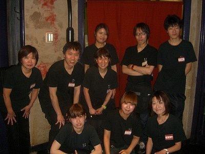 紅虎餃子房 丸の内センタービル店のバイトメイン写真