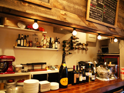 Vino Bar Luna Piccolaのバイト写真2