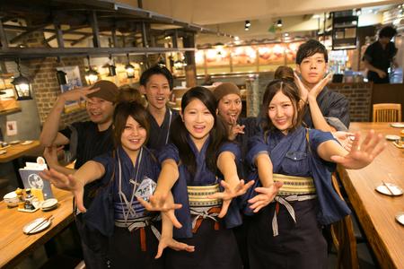 北海道シントク町 塚田農場 池袋(メトロポリタン口)店のバイトメイン写真