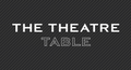 【THE THEATRE TABLE 渋谷ヒカリエ】のロゴ