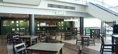 日本科学未来館 7階展望ラウンジ内 飲食スペース