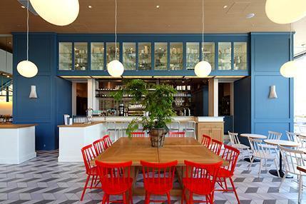 SOHOLM CAFE + DININGのバイトメイン写真