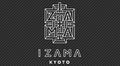 【IZAMA】のロゴ