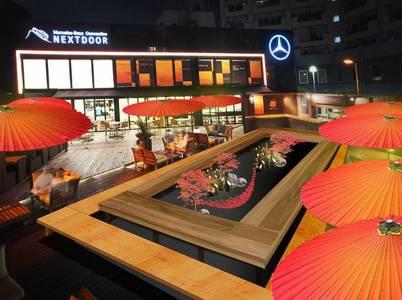 Mercedes me Tokyo NEXTDOOR The TERRACEのバイト写真2